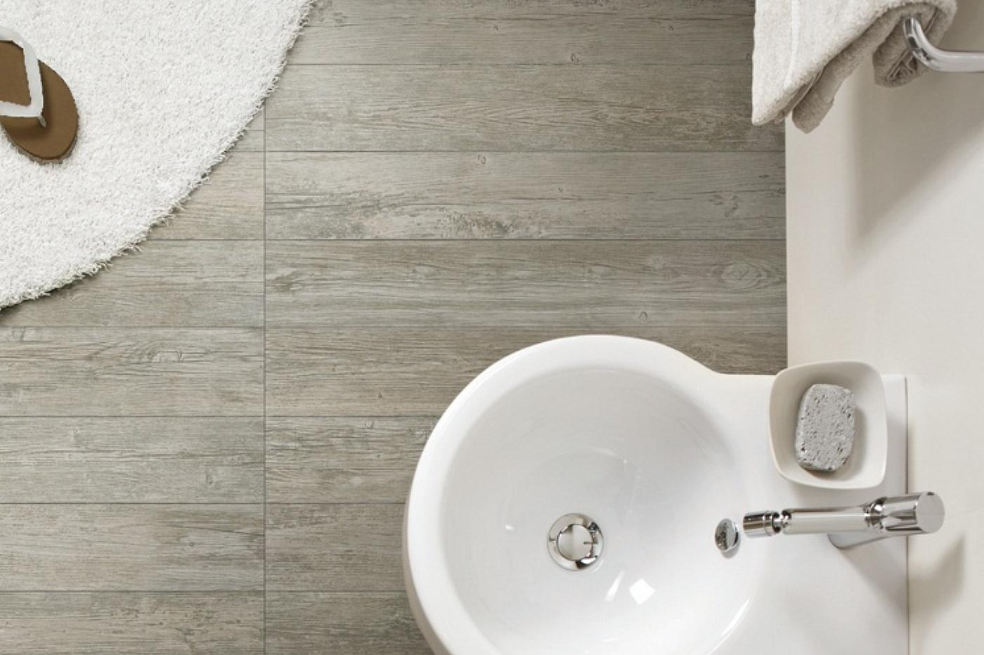 Ceramiche sassuolo sm di sacchi marco gres porcellanato effetto legno prezzi - Bagno pavimento legno ...